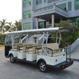Il Ce ha certificato un'automobile facente un giro turistico delle 14 sedi