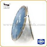 La vente en gros bon marché des prix a aggloméré le type humide diamant scie les lames (SDB-150)