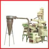 18-20トンか日によって結合される小型米製造所装置