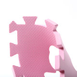 Esteira animal do enigma Jigsaw dos desenhos animados, campo de jogos interno