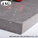 Superficie costruita d'imitazione di marmo del solido della pietra del quarzo