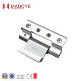 Puertas dobles de la puerta de las persianas de la aleación de aluminio del roble blanco de la fábrica de China