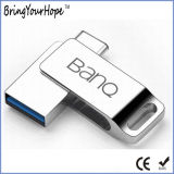Smart tipo USB 3.0 C Unidade Flash USB Stick (XH-USB-186)