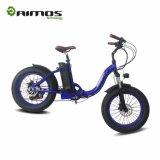 Neue Produkte Ecorider Lithium-Batterie 2017, die faltet, e-Fahrrad/elektrisches Fahrrad/Minifahrrad/faltbares Ebike 250W faltet