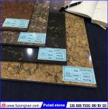 Плитка пола фарфора Pulati строительного материала каменная Polished (VPB6006, 600X600mm)