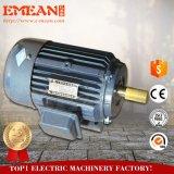 Venda a popular série Y pequeno motor eléctrico, 1CV/0,75kw 2800rpm