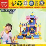 Brinquedo educacional de venda quente do edifício do projeto novo DIY para miúdos prées-escolar