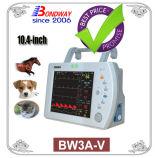 Monitor de paciente para la clínica veterinaria, Monitor de signos vitales, el equipo de Clínica Veterinaria, múltiples parámetros del monitor de paciente veterinario