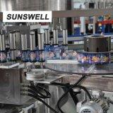 De hete Machine van de Etikettering van de Lijm van de Smelting voor Fles 500ml