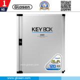Алюминиевая коробка хранения ключей материала 120 ключевая с фиксировать безопасности