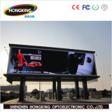 8000CD Bightness de alta qualidade p10 Display LED de exterior
