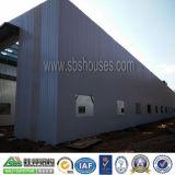 Edificio prefabricado, Taller de estructura de acero/Almacén