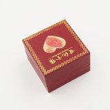 Caixa Handmade do anel de veludo do presente da promoção (J37-A2)