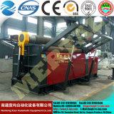 W12 série de machines CNC de qualité supérieure des rouleaux de pliage de la plaque en acier/Feuille de Métal CNC/plieuse hydraulique