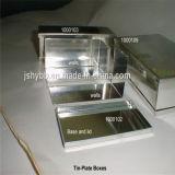 Gedrucktes Zinnblech-Blatt für Nahrungsmittelöl-Blechdose