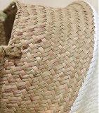 , 실제 자연, Eco-Feiendly Handmade 밀짚 바구니 (BC-S1285)