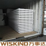 Prefabricated 집을%s 강철 구조물 건축재료 EPS 샌드위치 위원회