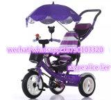3명의 바퀴 아이 Trike 아기 운반대 아이들 Trike