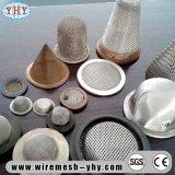SS304 de alta calidad 316L 10 Micrones Filtro de acero inoxidable malla para manguera de agua
