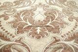 カスタマイズされた100%年のポリエステルソファーの家具製造販売業ファブリック