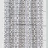 Cortina de ventana elegante del telar jacquar del diseño del uso del hogar/del café