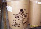 Cigrattesケルンのベーキングのための原料のバニリン121-33-5
