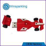 Design de moda PVC Unidade Flash USB USB da máquina