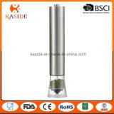 Weißer keramischer Mechanismus-elektrischer Kraut-und Gewürz-Schleifer