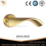 아연 합금 가구 기계설비 래치 자물쇠 내부 문 손잡이 (Z6031-ZR05)