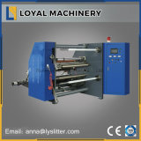 Self Adhesive Sticker Roll를 위한 빠른 Speed Slitting Machine