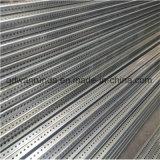 12/14ga HDG o aislante de tubo perforado galvanizado
