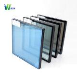 Стекло цена, зеленые пятна безрамные изолированный стекла