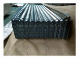 Colorear la placa de acero revestida del perfil PPGI del rectángulo del azulejo de azotea del metal para la azotea