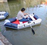 Barca gonfiabile poco costosa della nervatura per pesca