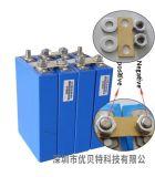 Célula de batería prismática recargable del hierro del litio de la batería LiFePO4