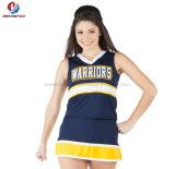самый последний подгонянный взрослый платья Cheerleading сублимации краски чирлидера печатание равномерный сексуальный