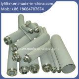 0.2 0.45 1 5 Mikron-Titanstock-Filtereinsatz-Filtration-Kerzen mit Schrauben-Montage DAMHIRSCHKUH Soe