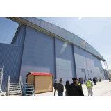 Large Span Steel Structure를 위한 Prefabricated Hangar Buildings