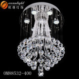 Magical Chinese K9756/20 Crystal Lighting (OM) de diámetro 200 mm 400cm 600cm.