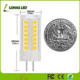일반 점화를 위한 SMD2835에 동등한 LED Corm 전구 5W G4 40W