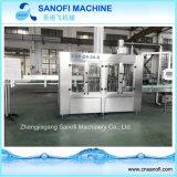 自動プラスチックびんによって浄化される水充填機