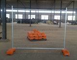 Загородка ячеистой сети цены по прейскуранту завода-изготовителя, загородка металла, временно загородка для сбывания (XMR68)