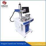 machine de marquage au laser avec table rotative