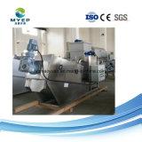 Parafuso de qualidade japonesa prensa de lamas de depuração de águas residuais