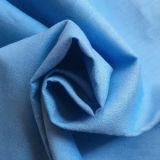 Leinenbaumwolle mischte für Männer Hemd und Frauen-Kleid