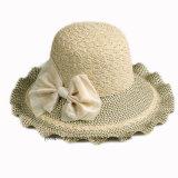 Sombrero del compartimiento de la trenza de papel de la venta al por mayor el 100%