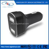 4.8A LED USB는 운반 접합기 소켓 차 충전기 2 iPhone Samsung HTC를 위한 이중으로 한다