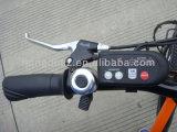 Bici eléctrica ligera para la muchacha/el muchacho plegables el neumático gordo En15194
