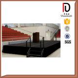 A estrutura de metal de alta qualidade Red Carpet fase móvel Br-St00