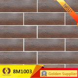 150x800mm Material de construcción de estilo rústico piso de cerámica azulejos de pared (8M1003)
